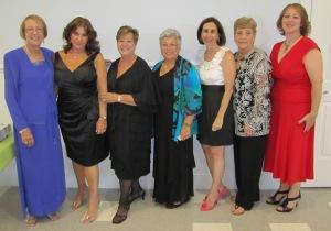 Gala CommitteeMarilyn Alexander, Lori Shomer, Eileen Levin: Chair, Jackie Avondoglio, Judy Smith, Vivian Fitts, Karen Schwing