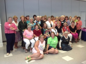 Sisterhood Luncheon and Planning Meeting August 2013